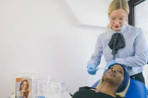 Microneedling The Academy Clinic
